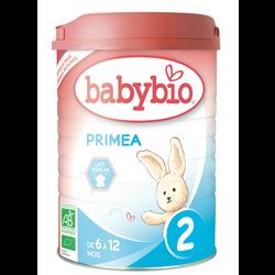 Primea 2 BABYBIO,dès 6 mois, 900g
