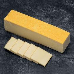 Fromage à pâte pressée non cuite au lait pasteurisé raclette vin blanc28% matière grasse