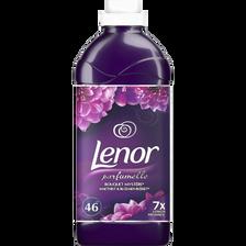 Assouplissant sensoriel bouquet mystère LENOR, bidon de 1,15 litre, 46doses