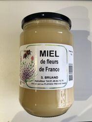 MIEL DE FLEURS DE FRANCE CREMEUX 1KG