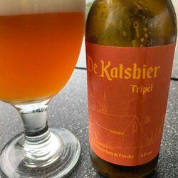 Bière Blonde KATSBIER TRIPLE 9°2 75CL
