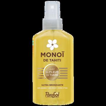 Tahiti Spray Monoï De Tahiti Avec Fleur Parasol, Flacon De 125ml