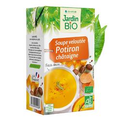Velouté Potiron Chataigne JARDIN BIO 1l
