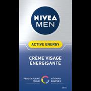Nivea Soin Visage Anti Fatigue Q10 For Men Nivea, Flacon De 50ml