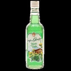 Sirop de Génépi MARIE DOLIN, bouteille de 70cl