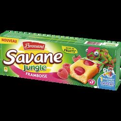Savane jungle framboise BROSSARD, 175g