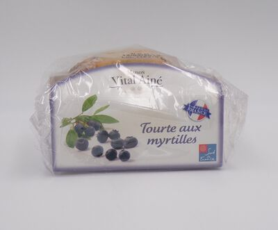 TOURTE MYRTILLES 340G