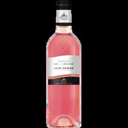 Vin rosé AOP Saint-Chinian Terrasses de Mayline, 75cl