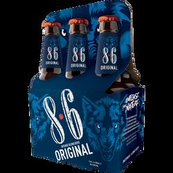 Bière original, 8.6°, 6x33cl