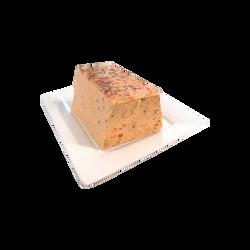 Terrine de truite de Bretagne aux amandes, 1kg
