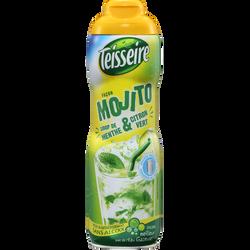 "Sirop Mojito ""Les Plaisirs"" TEISSEIRE, bouteille de 60cl"