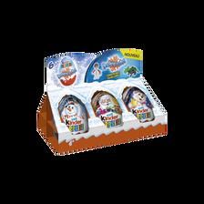 Kinder Oeuf Surprise Garçon , X6, 120g