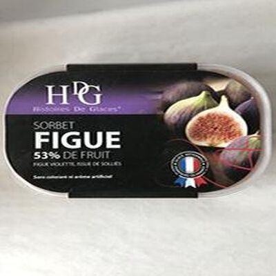 Sorbet Figue GINEYS