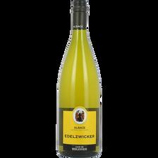 """Vin blanc AOC d'Alsace Edelzwicker """"Cave vinicole de Beblenheim"""", 1l"""
