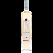 IGP Pays du Var rosé, KARREMENT ROSE, bouteille de 75cl