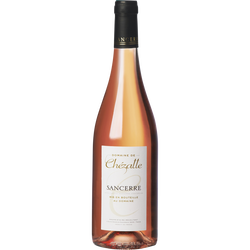Sancerre AOP rosé Domaine de la Chézatte, boouteille de 75cl