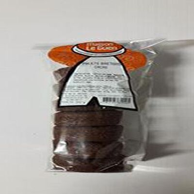 Palets Bretons Cacao 240g Maison Le Guen