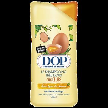 Dop Shampooing Très Doux Aux Oeufs Dop, Flacon 400ml