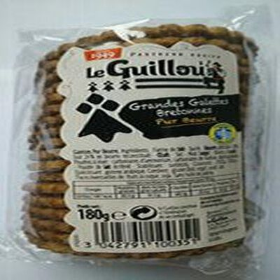 GALETTES 180GR BIS.DE L'AER