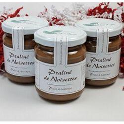 PRALINÉ DE NOISETTE BIO 250G - CHATELAIN CONFITURE