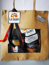 Coffret duo Le Guen, 320g
