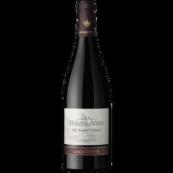 Vin rouge AOP Pic Saint Loup Les Hauts de Vère, 75cl