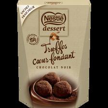 Nestlé Truffes Au Chocolat Noir  Dessert, Ballotin De 250g