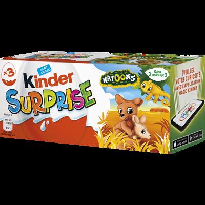 KINDER surprise T3 60g