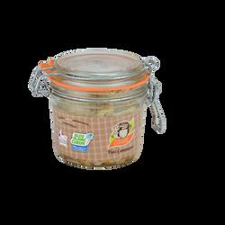 Paté de campagne COSME, bocal de 300g