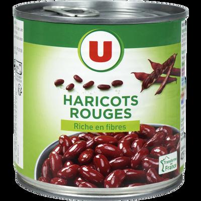 Haricots rouges U, boîte 1/2, 250g
