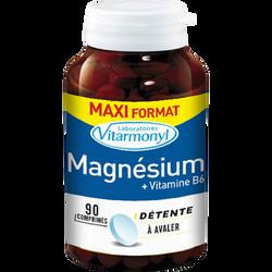 Magnésium - cure 3 mois pot eco
