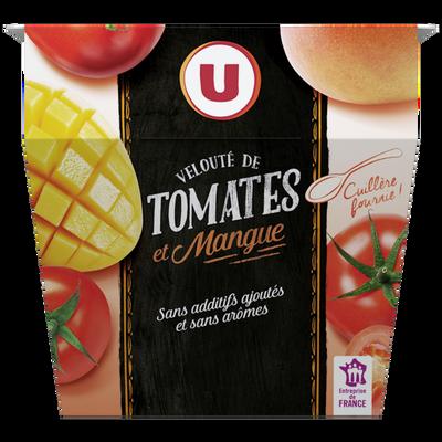 Velouté de tomate à la mangue U, 350g