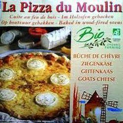 PIZZA BUCHE DE CHEVRE BIO