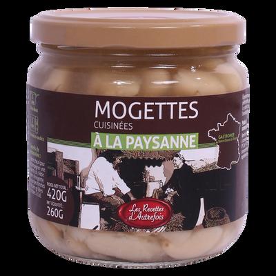 """Mogettes de Vendée à la paysanne """"Recettes d'Autrefois"""" GASTROMER, 420g"""