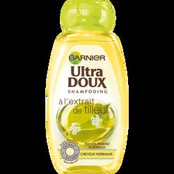 Shampoing au tilleul pour cheveux normaux ULTRA DOUX, 250ml