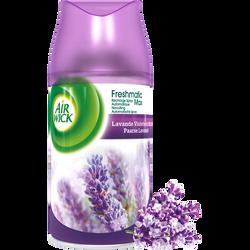 Recharge pour diffuseur Freshmatic parfum lavande blanche et soie sauvage AIR WICK
