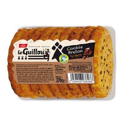 Cookies bretons 270gr Le Guillou