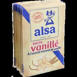 Sucre vanillé ALSA, 12 sachets, 90g