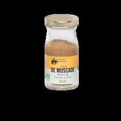 Bio noix de muscade moulue 30 g