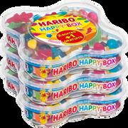 Haribo Happy Box Haribo Boîte 2+1 Offert