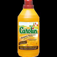 Nettoyant revitalisant pour parquets CAROLIN, 1l