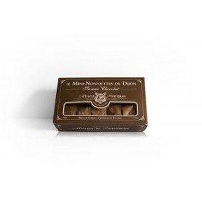 BOITE 10 MINI-NONNETTES Pain d'épices fourrage Chocolat 190g