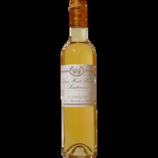 Vin blanc Sauternes AOC Château Haut-Monteils, bouteille de 50cl