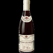 Savigny Les Beaune AOP rouge Bouchard Père et Fils, bouteille de 75cl