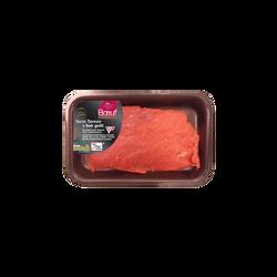 Viande bovine - Bifteck tende de tranche grasse **, BOEUF GOURMAND, France, à griller, 1 pièce