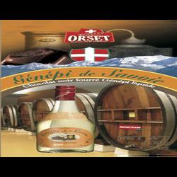 Tablette Génépi de Savoie liquide ORSET, 100g