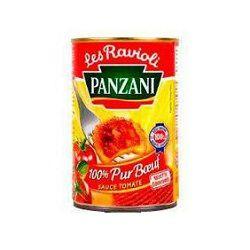 Ravioli pur boeuf PANZANI boîte 1/2, 400g