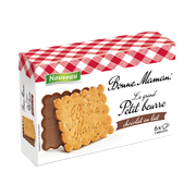 LU Le Grand Petit Beurre Au Chocolat Au Lait Bonne Maman, 170g