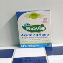 Acide citrique multi-usage BIOVIE, 350g