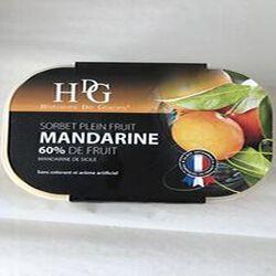 Sorbet Mandarine GINEYS